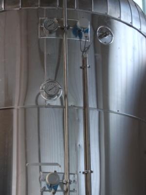 Schichtwasserbeuler mit Temperaturkontrolle