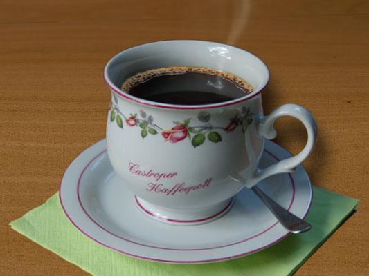 Castroper Kaffee-Tasse